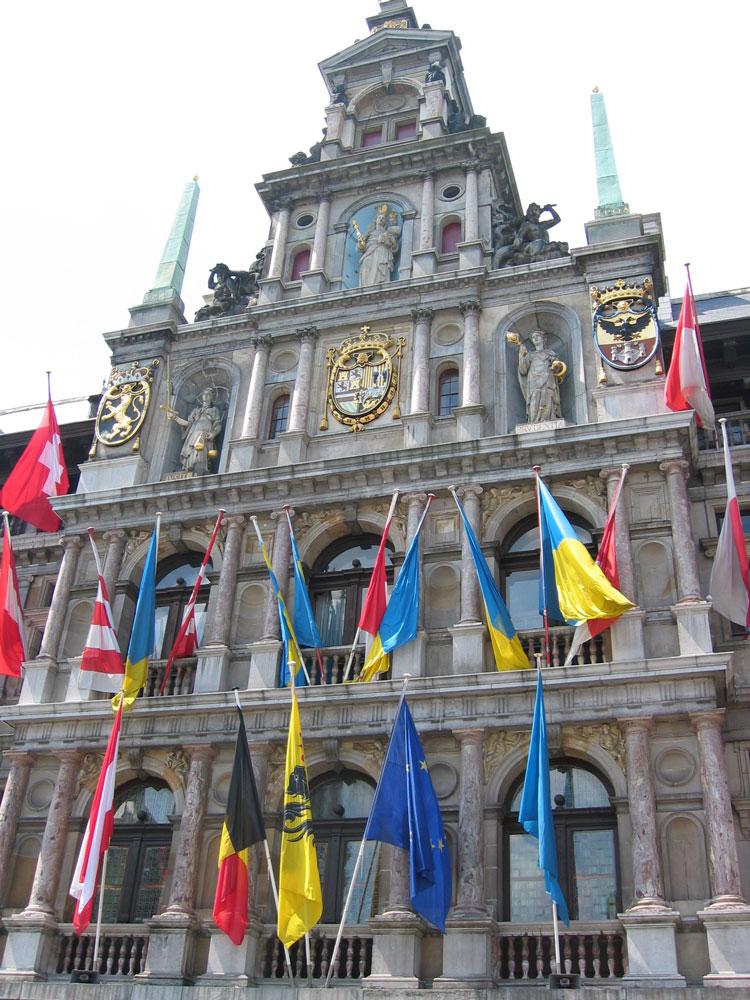 Anvers Belediye Binası