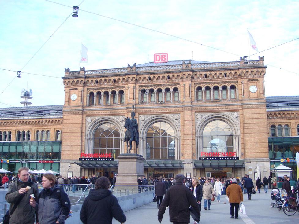 Hannover Tren İstasyonu