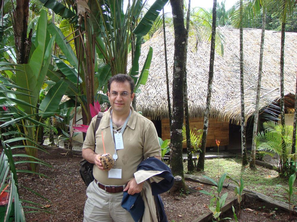 Kısmette Fransız Guyanası'nda hindistan cevizi suyu içmek de varmış...