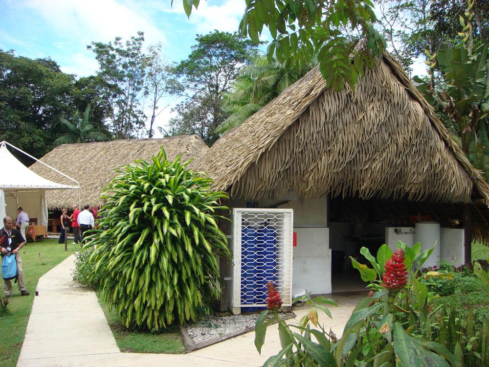 Bazı köyler turistik ziyaretlere uygun hale getirilmiş