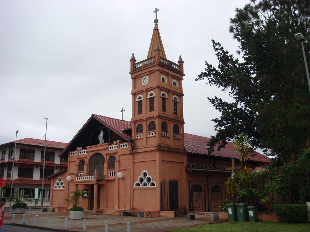 Sinnamary Kilisesi