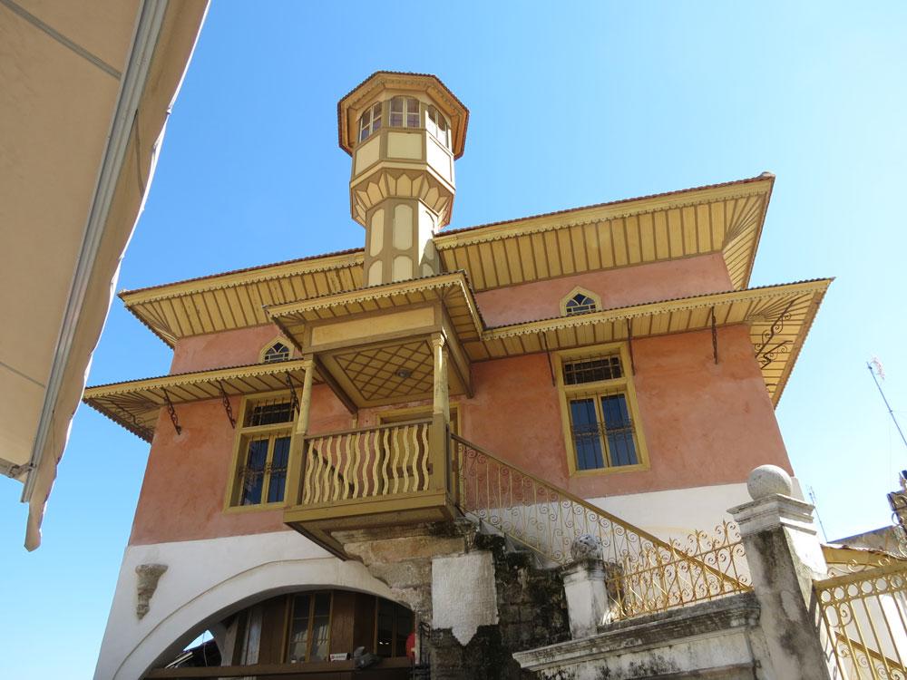 Osmanlı eseri Ağa Camii