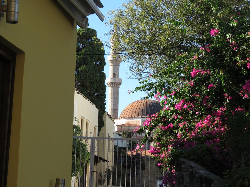 Rodos'ta Kanuni Sultan Süleyman Camii