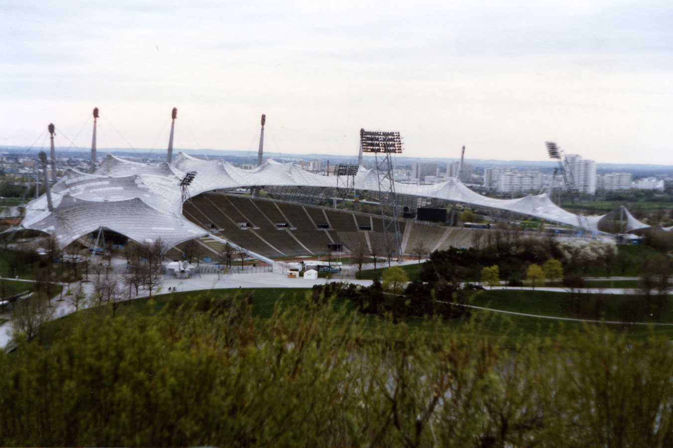 Münih Olimpiyat Parkı