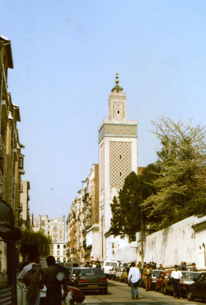 Paris Büyük Camii
