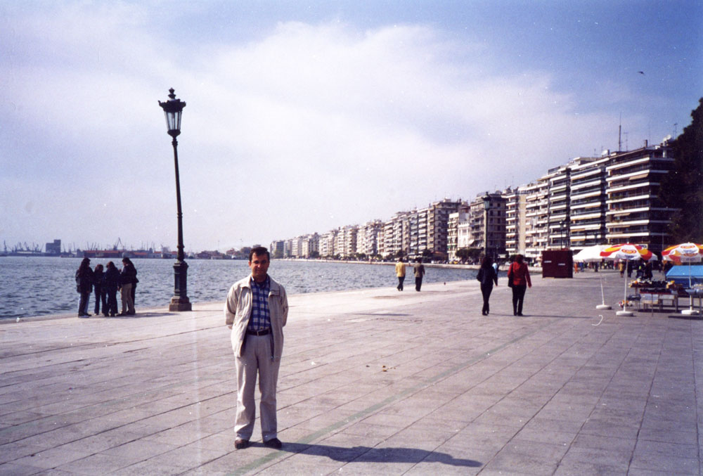 Selanik'teki bu Kordon görüntüsü İzmir'i çağrıştırıyor