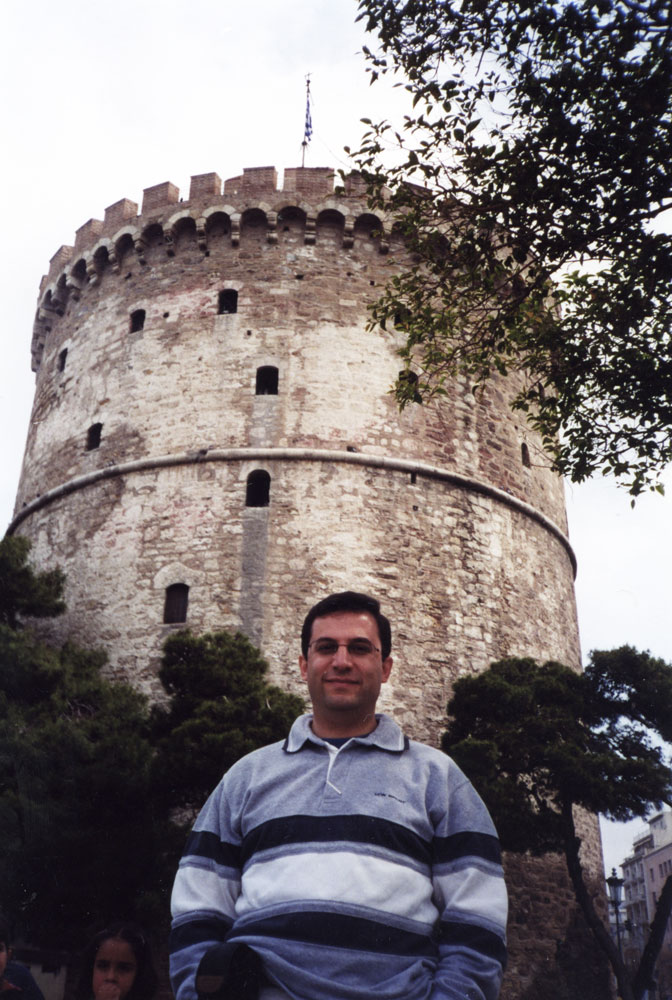 Selanik'in sembolü Beyaz Kule