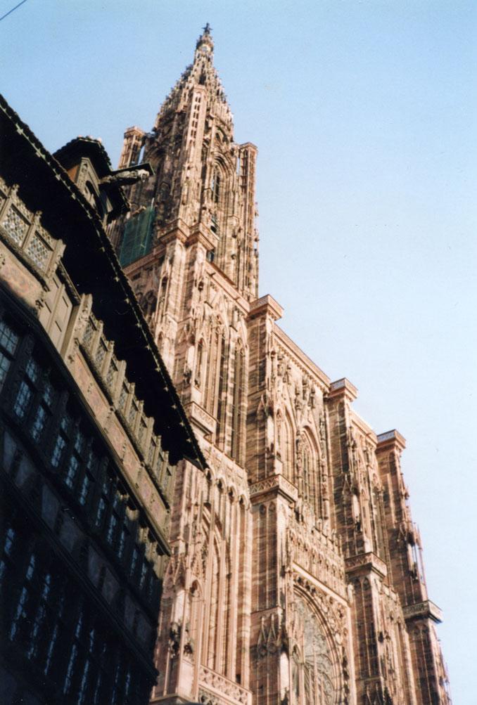 Strazburg'un Notre Dame Katedrali