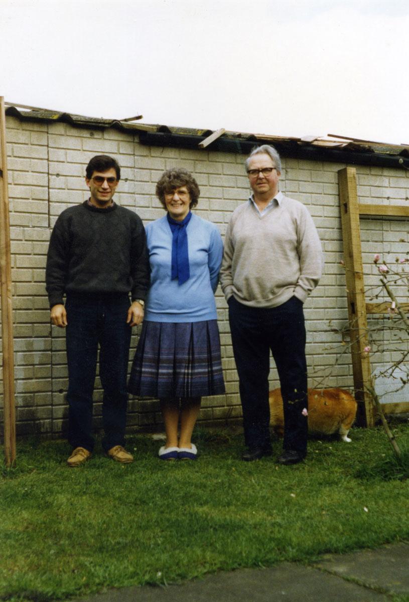 Bournemouth'taki ailem: Vera ve Terry (toprağı bol olsun)