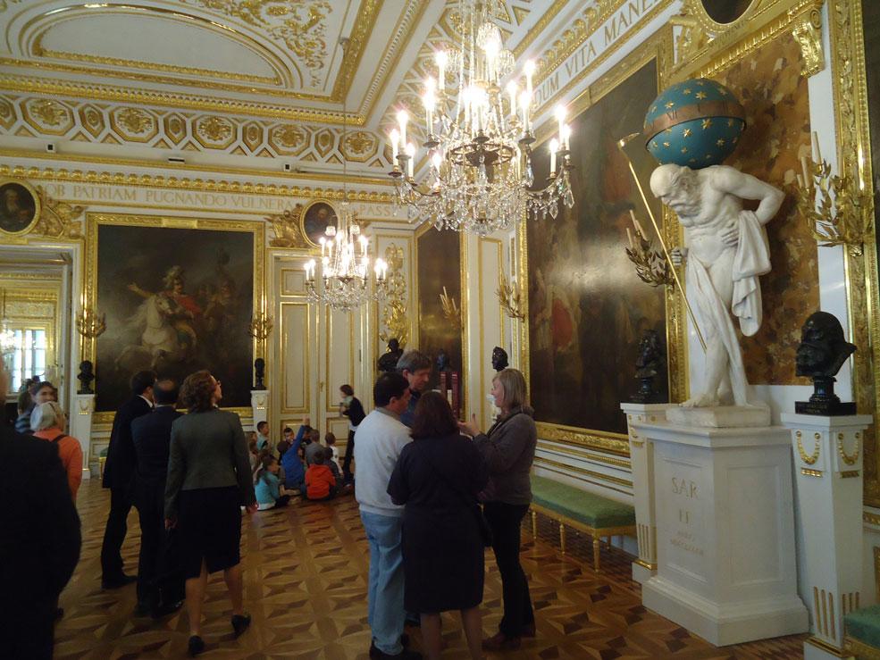 Müzeye dönüştürülen Kraliyet Kalesi