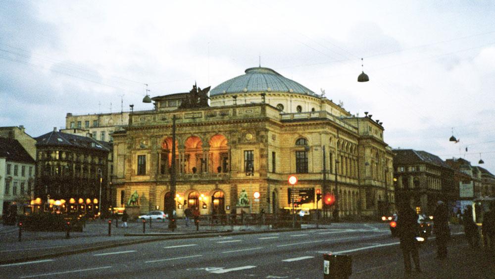 Danimarka Kraliyet Tiyatrosu