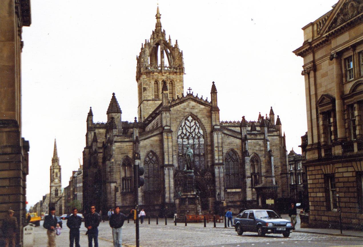 Aziz Giles Katedrali