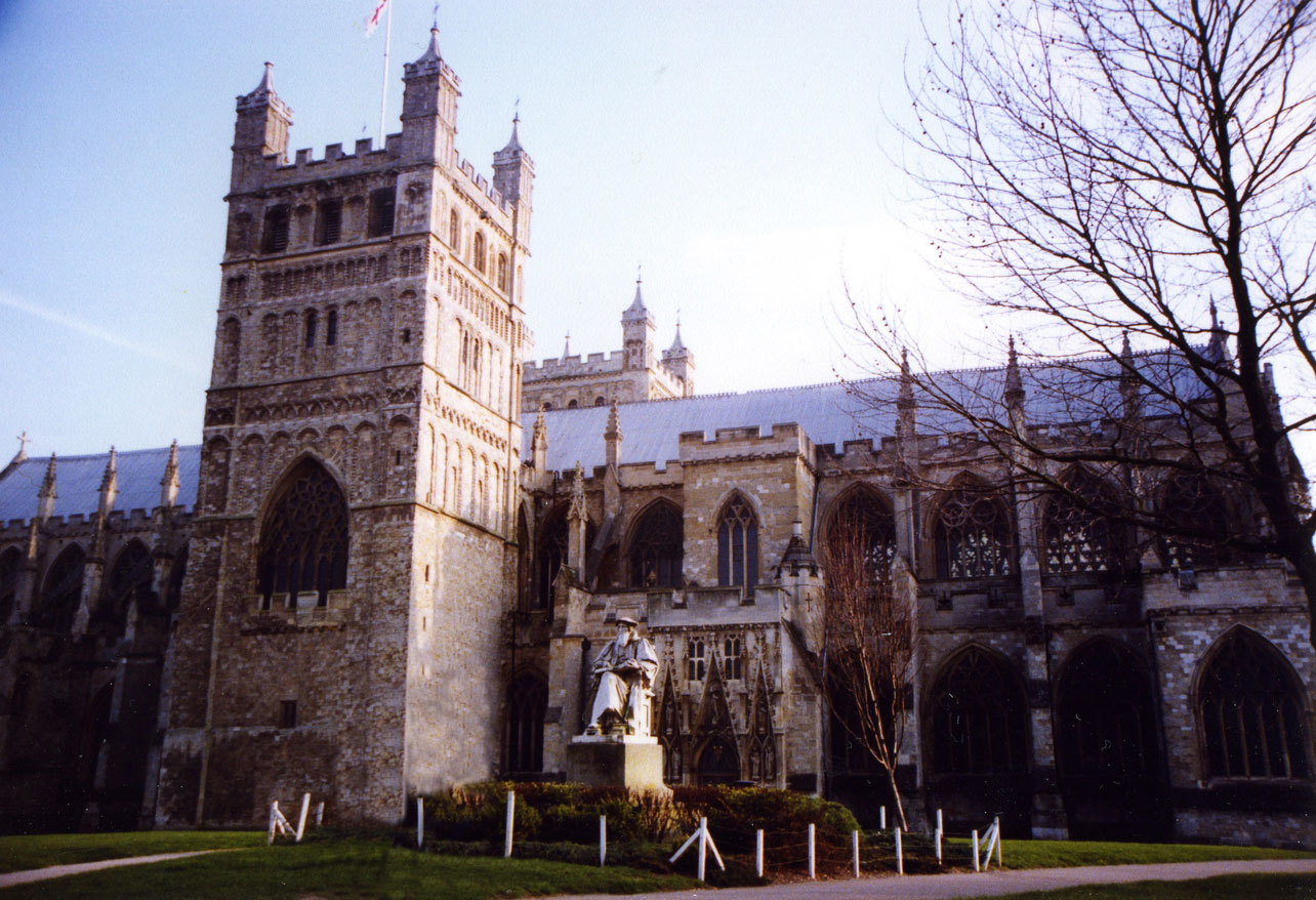 Exeter Katedrali