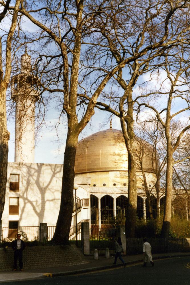 Londra Merkez Camii