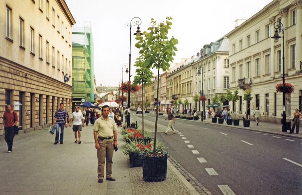 Bu caddeye Kraliyet Yolu deniyor