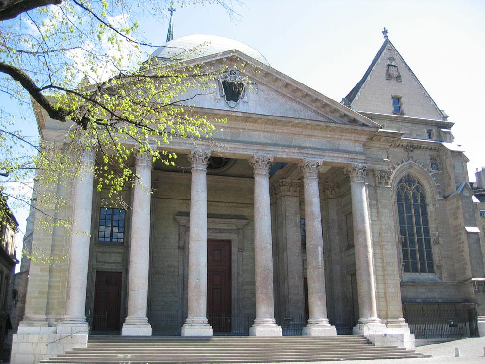 Aziz Peter Katedrali'nden bir başka görünüm