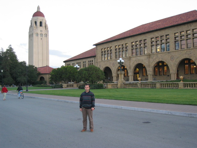 California'da ABD'nin en önde gelen eğitim kurumlarından Stanford Üniversitesi