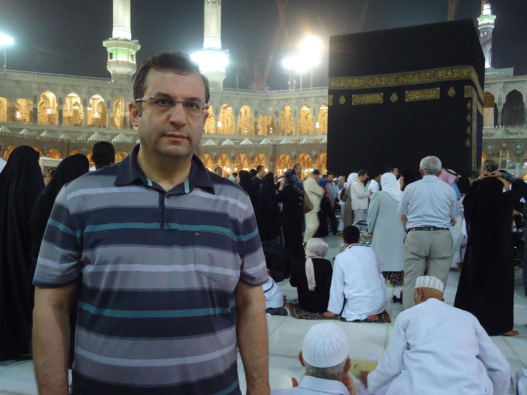 """Kur'an'ın ifadesiyle """"Rahman'ın misafiri"""" olarak Rahman'ın Evi'ndeyiz..."""