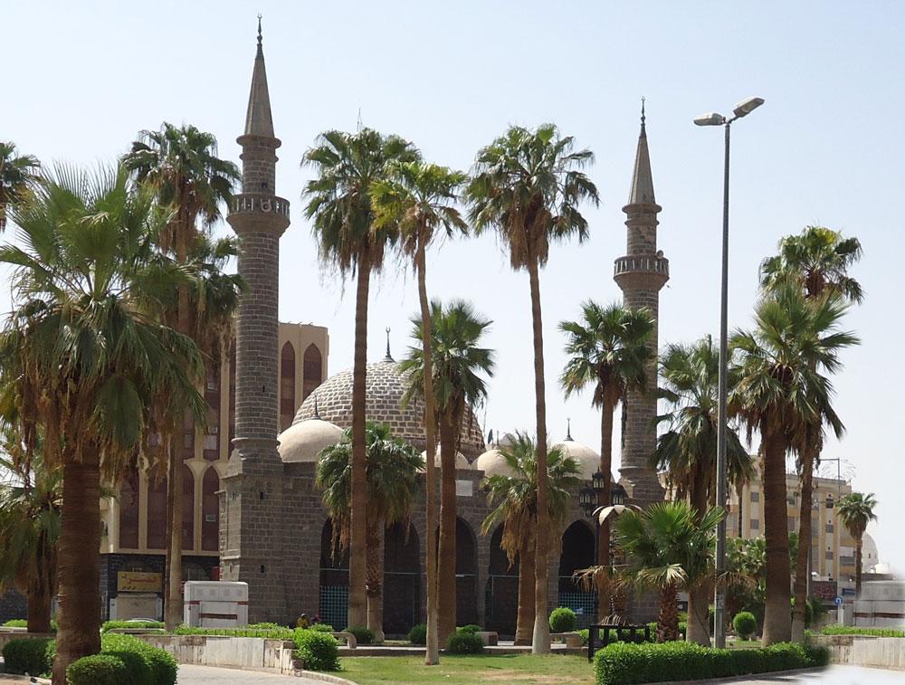 Medine'de bir başka Osmanlı eseri: Amberiye Camii