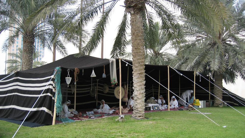 Geleneksel kıl çadır
