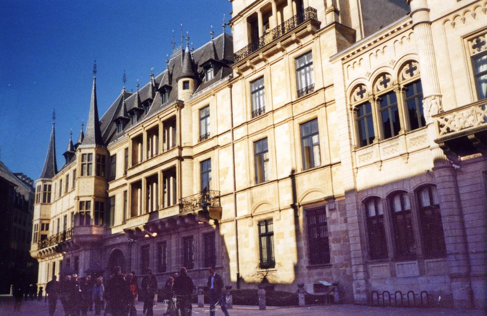 Büyük Dükalık Sarayı