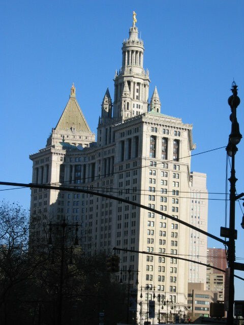Manhattan Belediye Binası