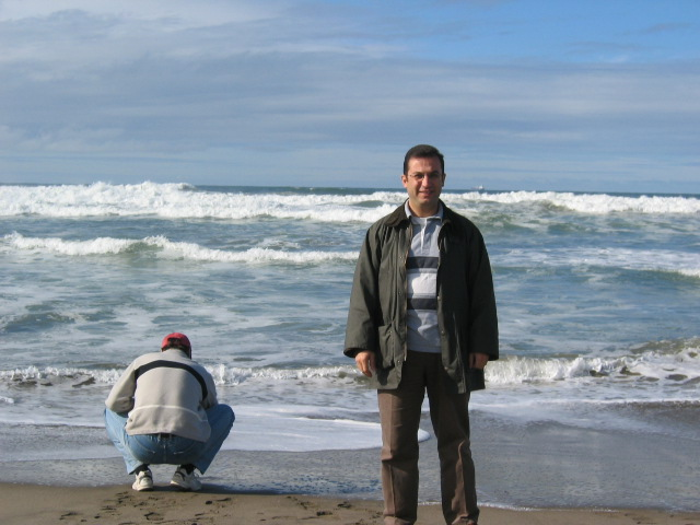 San Francisco ve Pasifik kıyısı...