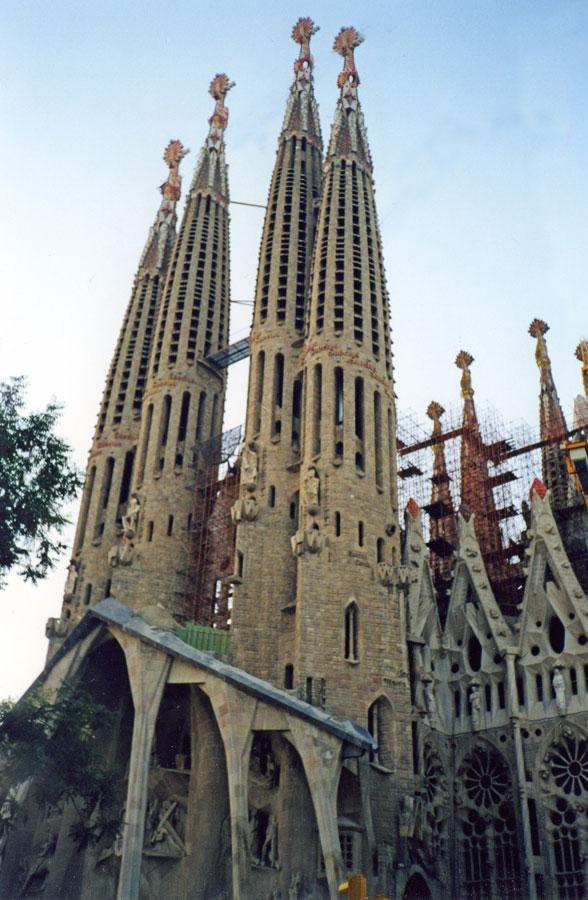 Sagrada Familia Bazilikası
