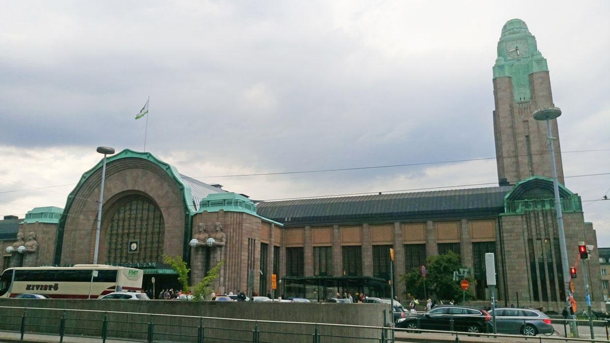 Merkez Tren İstasyonu