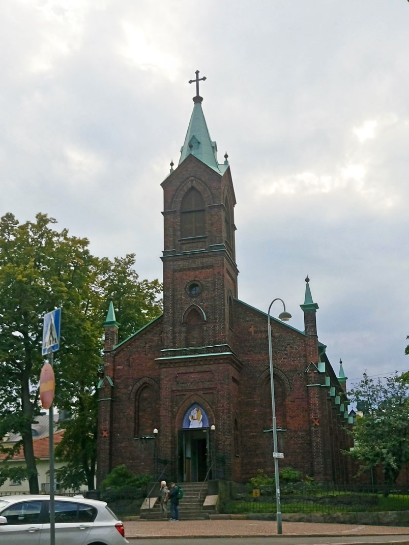 Helsinki'de Aziz Henry Katedrali