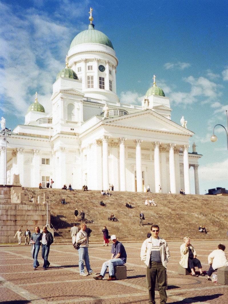 Helsinki hatırası...